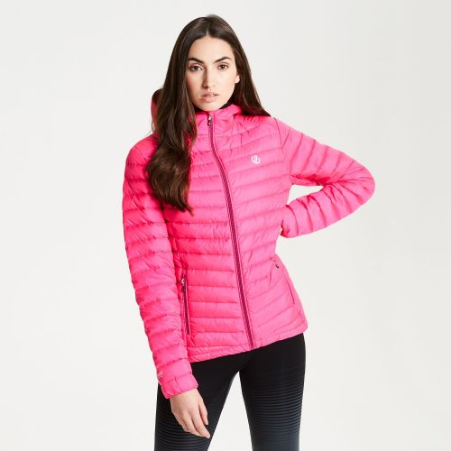Women's Elative Down Fill Insulated Jacket Cyber Pink